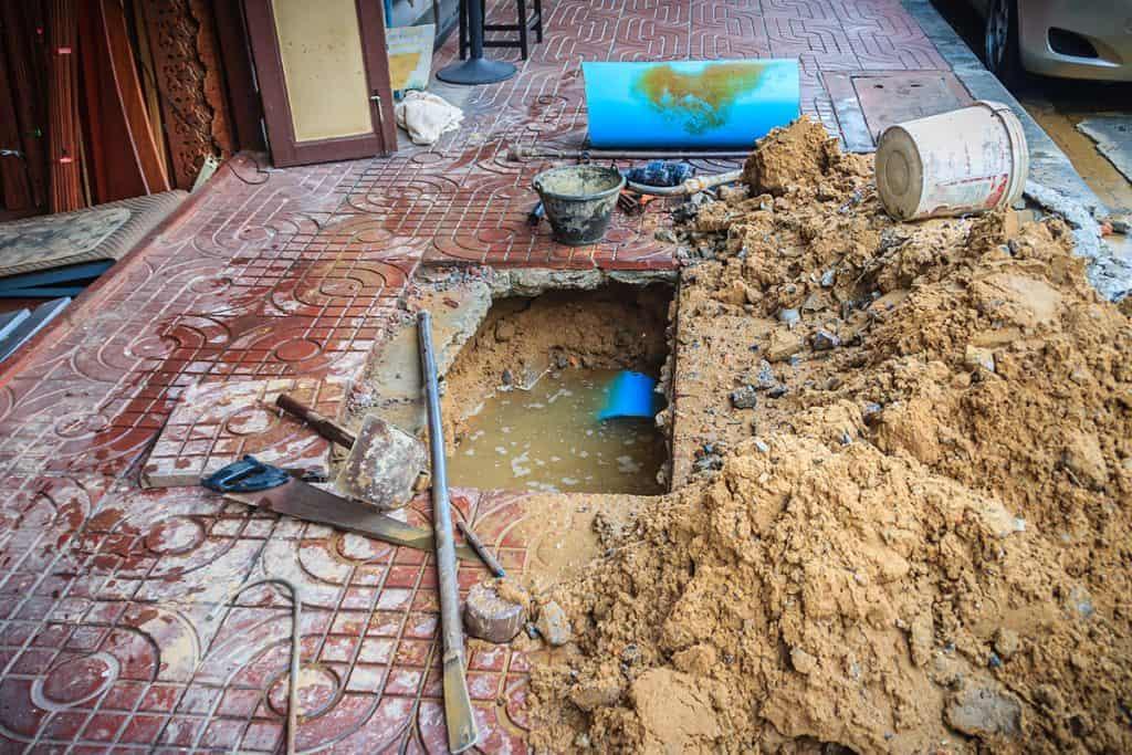 איתור נזילות תת קרקעי